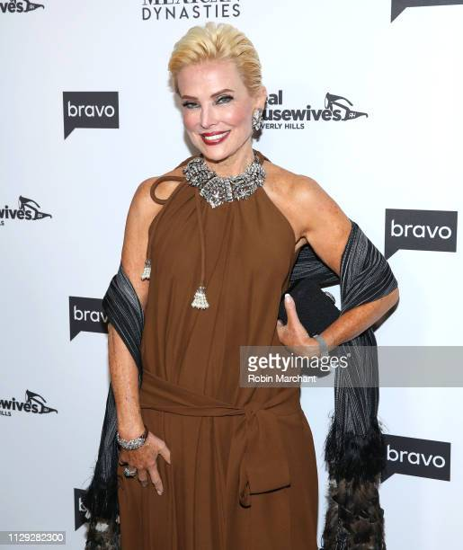 Raquel Bessudo attends Bravo's Premiere Party for The Real Housewives of Beverly Hills Season 9 and Mexican Dynasties at Gracias Madre on February 12...