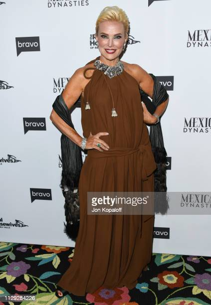 Raquel Bessudo attends Bravo's Premiere Party For The Real Housewives Of Beverly Hills Season 9 And Mexican Dynastiesat Gracias Madre on February 12...