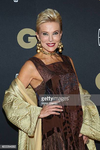 Raquel Bessudo attends the GQ Men Of The Year Awards 2016 at Torre Virrelles on November 9 2016 in Mexico City Mexico