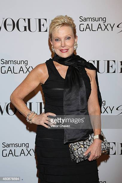 Raquel Bessudo attends the Vogue Mexico Who's on Next The Vogue Fashion Fund 2nd edition at Centro Gallego on June 18 2014 in Mexico City Mexico