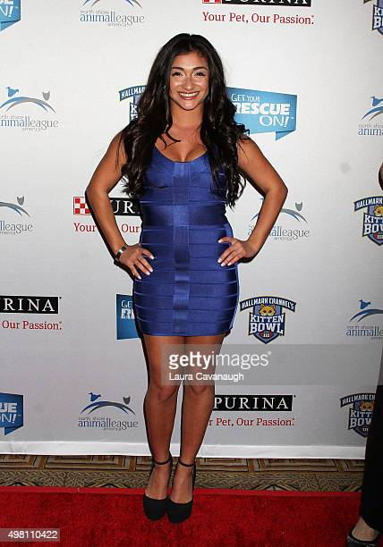 Raquel Castro attends the 2015 North Shore Animal League America Gala at The Pierre Hotel on November 20 2015 in New York City