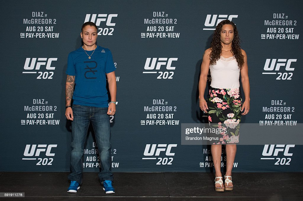 UFC 202 Ultimate Media Day