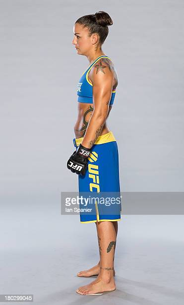 Raquel Pennington poses for a portrait on May 31 2013 in Las Vegas Nevada