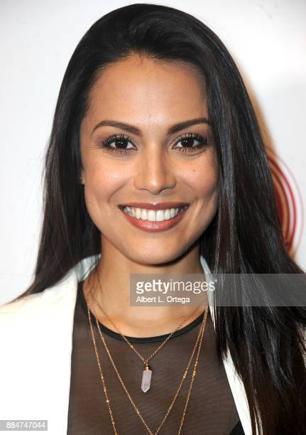 Raquel Pomplun arrives for the TJ Scott Book Launch For 'In The Tub Volume 2' held at Cinematic Pictures Group Gallery on December 2 2017 in...