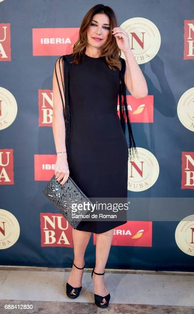 Raquel Revuelta attend the Nuba 2017 Collection Presentation on May 25 2017 in Madrid Spain