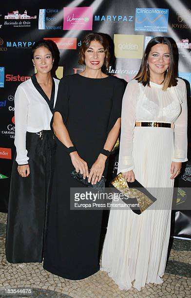 Raquel Revuelta attends the 2013 Escaparate Awards at Portugal Consulte on October 4 2013 in Seville Spain