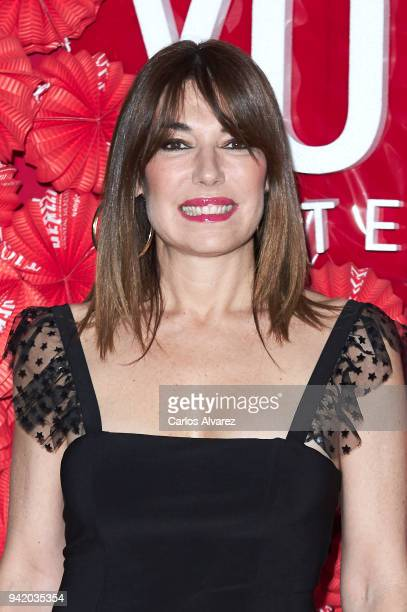 Raquel Revuelta attends the 'Ole You' party at the Only You Hotel on April 4 2018 in Madrid Spain