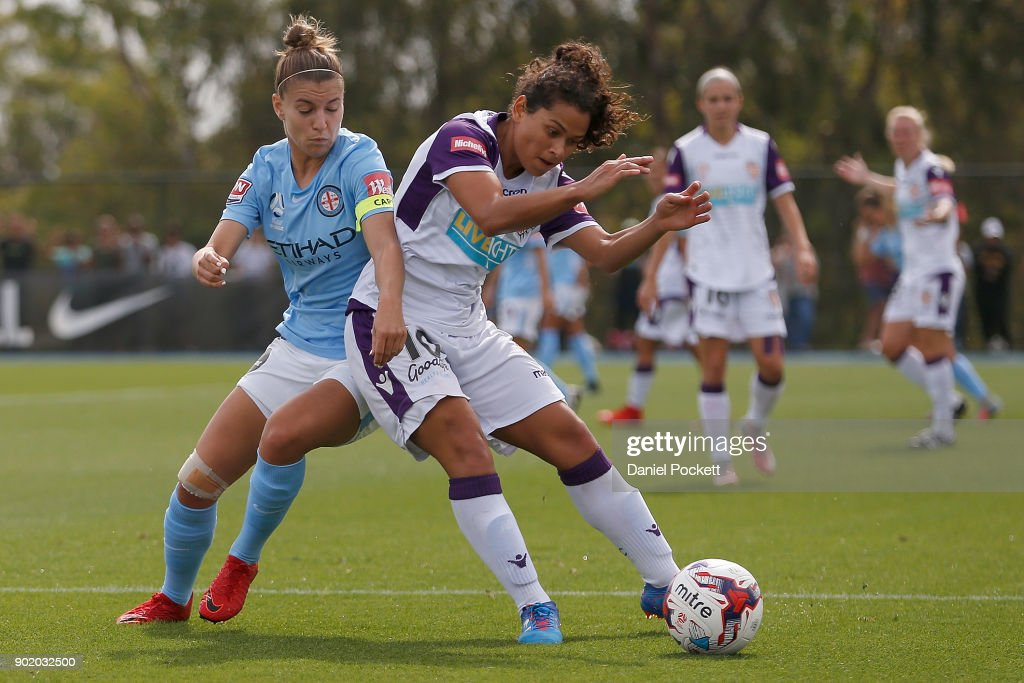 W-League Rd 10 - Melbourne City v Perth