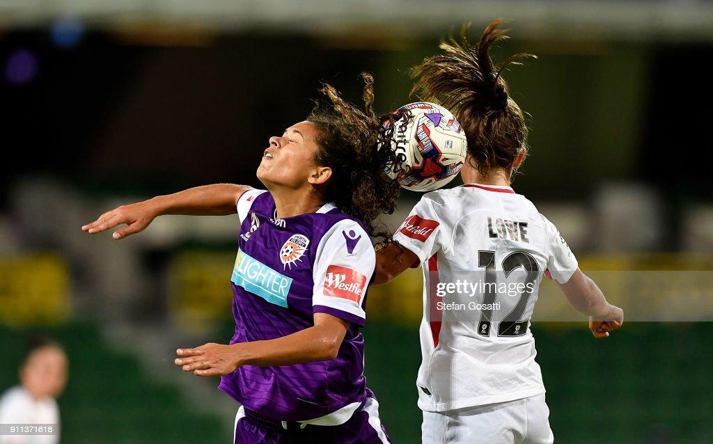 W-League Rd 13 - Perth v Western Sydney