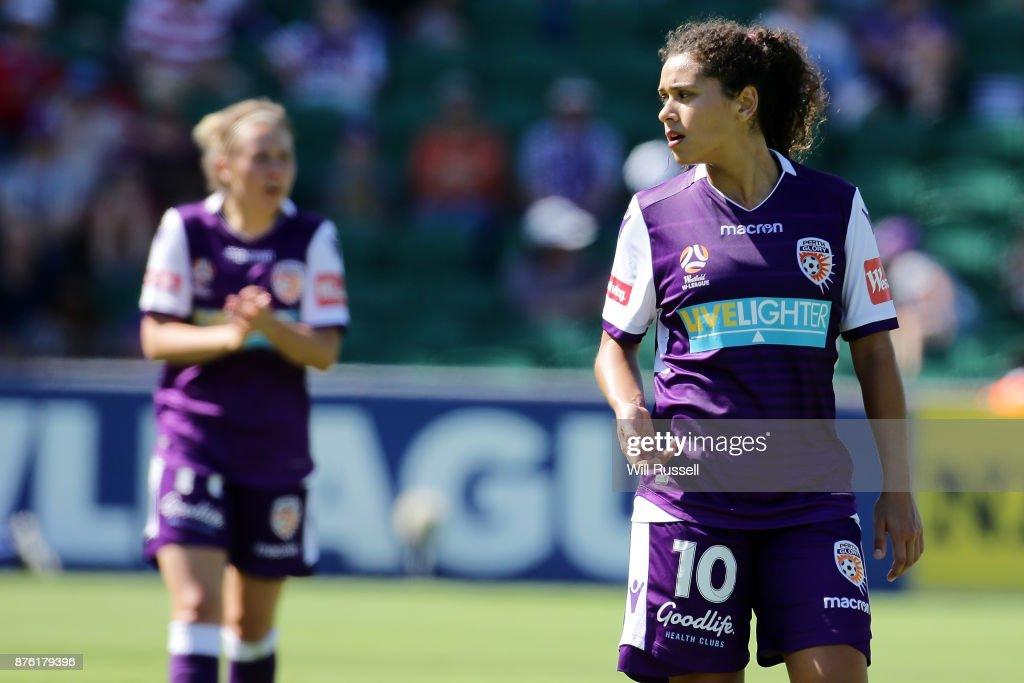 W-League Rd 4 - Perth v Melbourne Victory