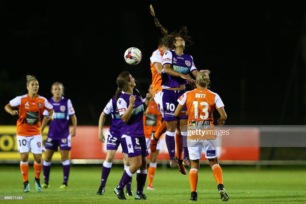 W-League Rd 9 - Perth v Brisbane