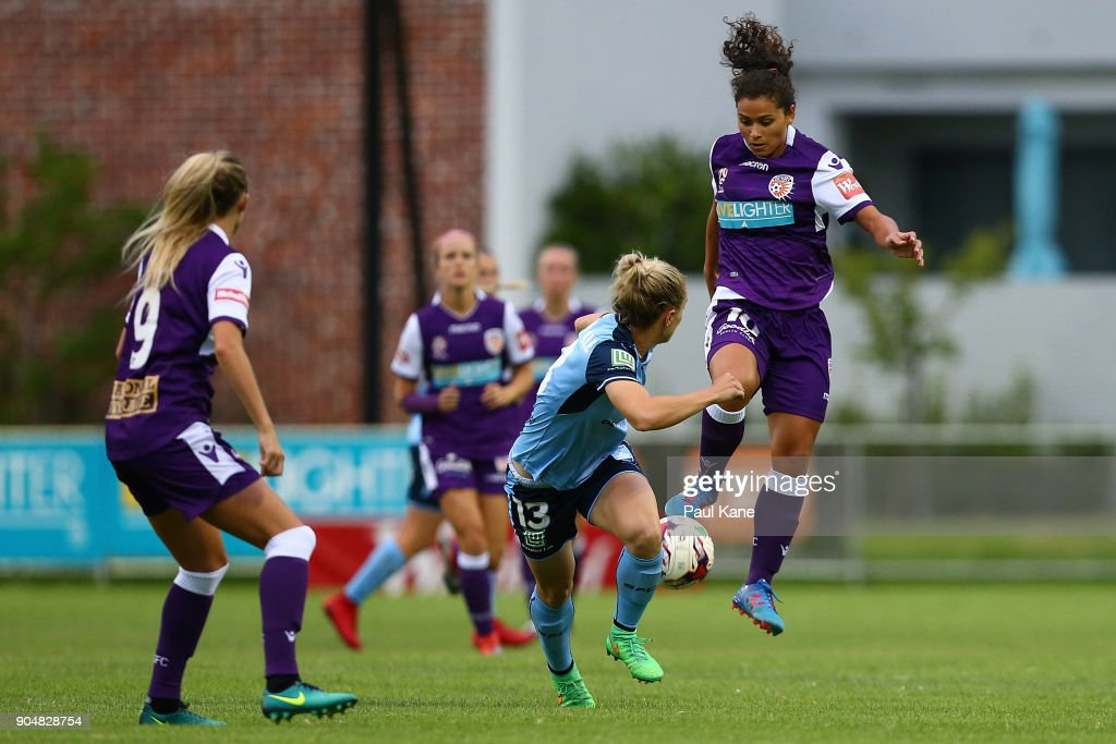 W-League Rd 11 - Perth v Sydney
