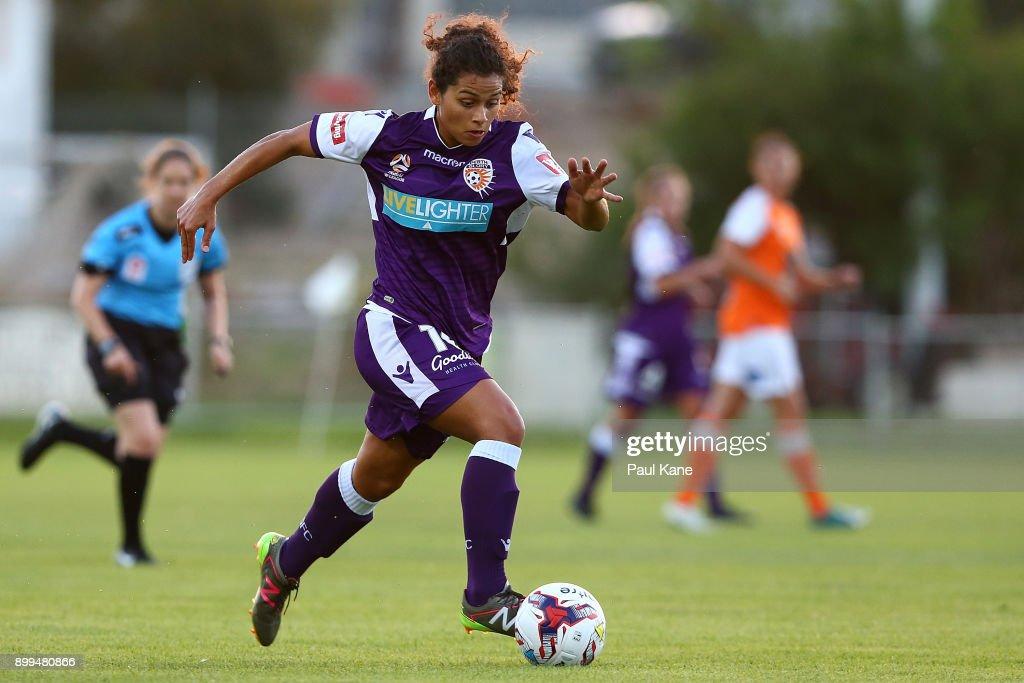 W-League Rd 9 - Perth v Brisbane