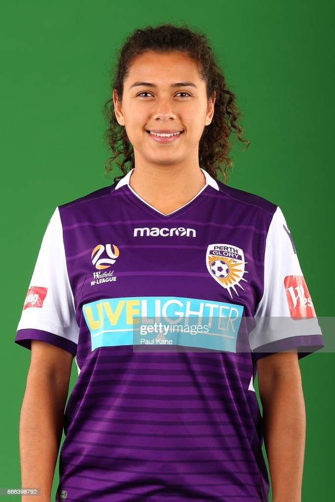 Perth Glory W-League Headshots Session