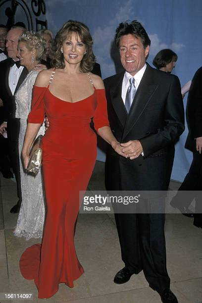 Raquel Welch and Richard Palmer during 14th Carousel of Hope Ball for Barbara Davis Center for Diabetes at Beverly Hills Hilton Hotel in Beverly...