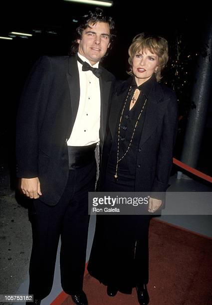 Raquel Welch and Son Damon Welch during Hollywood Legacy Awards to Benefit the Entertainment Museum at Hollywood Palladium in Hollywood California...