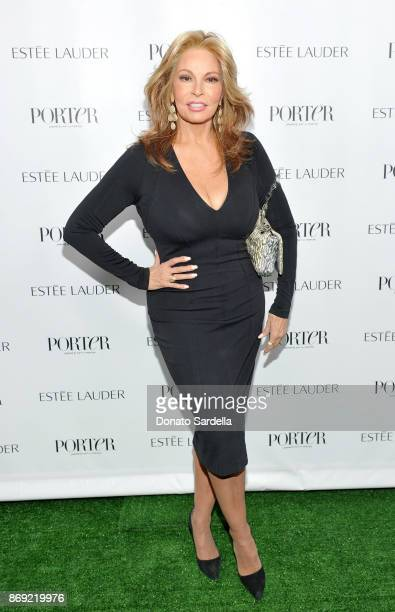 Raquel Welch at PORTER Hosts Incredible Women Gala In Association With Estee Lauder at NeueHouse Los Angeles on November 1, 2017 in Hollywood,...