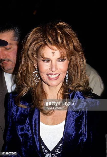 Raquel Welch attends Batoto Yetu Rites of Spring benefit New York April 21 1994