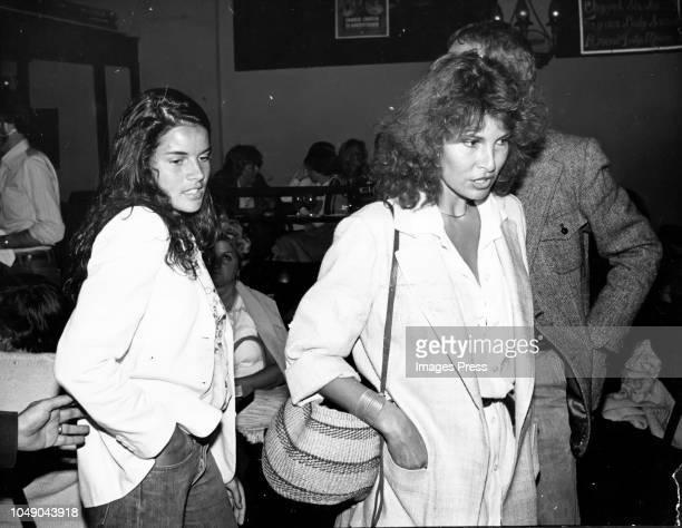 Raquel Welch circa 1980 in New York City