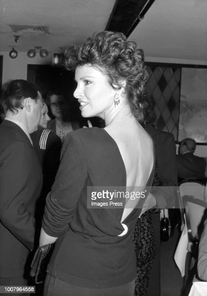 Raquel Welch circa 1984 in New York