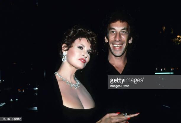 Raquel Welch circa 1990 in New York