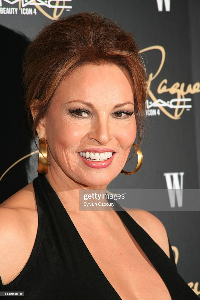 M.A.C Cosmetics Honored Raquel Welch as the New Beauty Icon - Arrivals