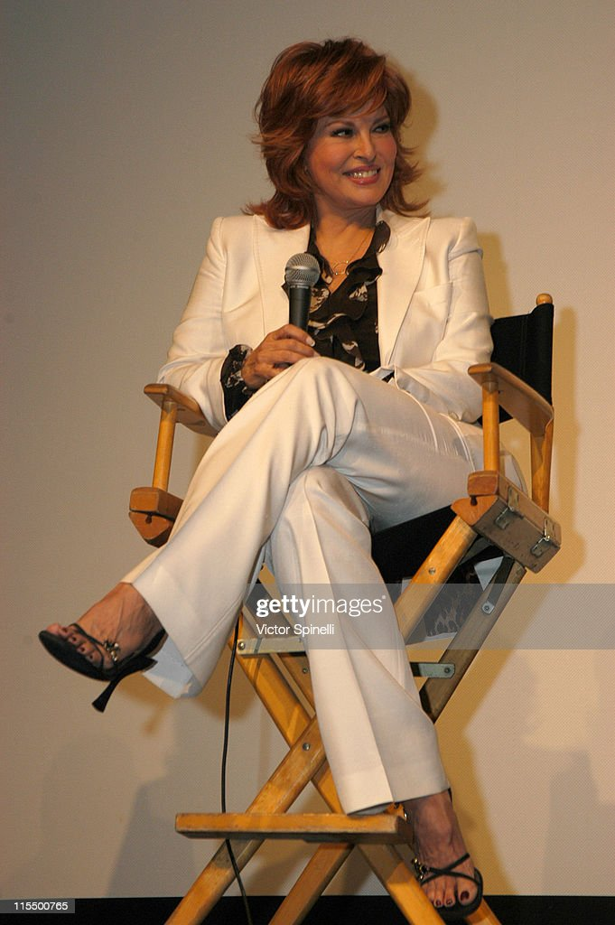 Raquel Welch during Opening of the Raquel Welch Film Festival at Los Angeles County Museum of Art. in Los Angeles, California, United States.