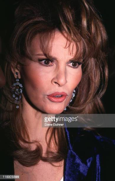 Raquel Welch during Raquel Welch at Sony Building 1994 at Sony Building in New York City New York United States