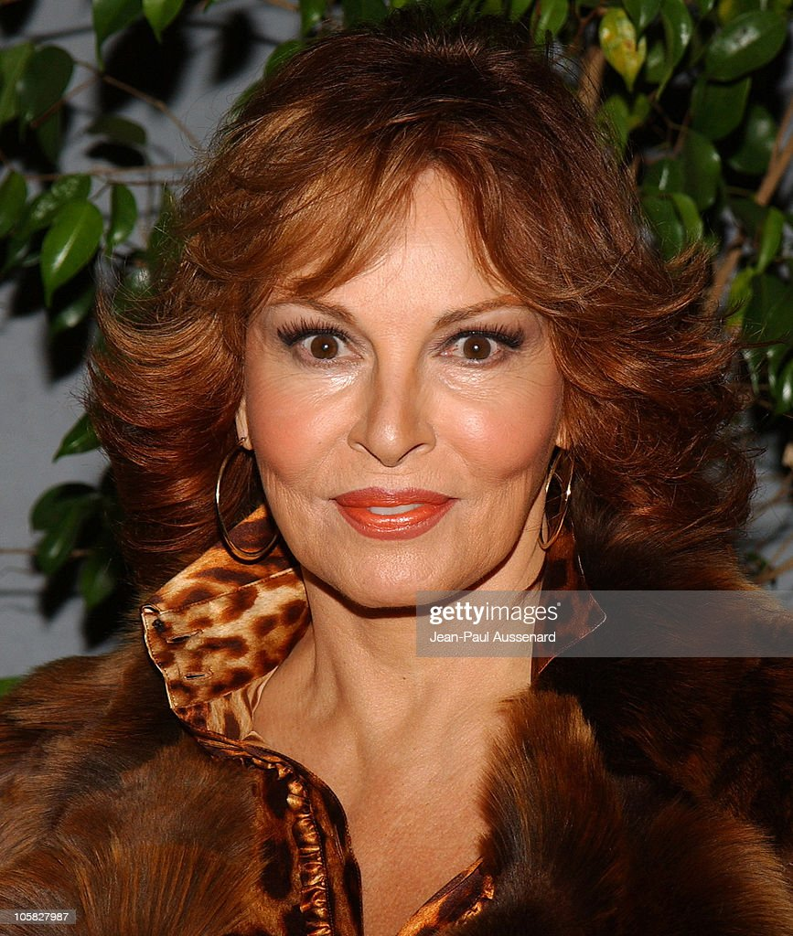 Raquel Welch during 'The Life Aquatic with Steve Zissou' Los Angeles Screening at Harmony Gold Theater in Hollywood, California, United States.