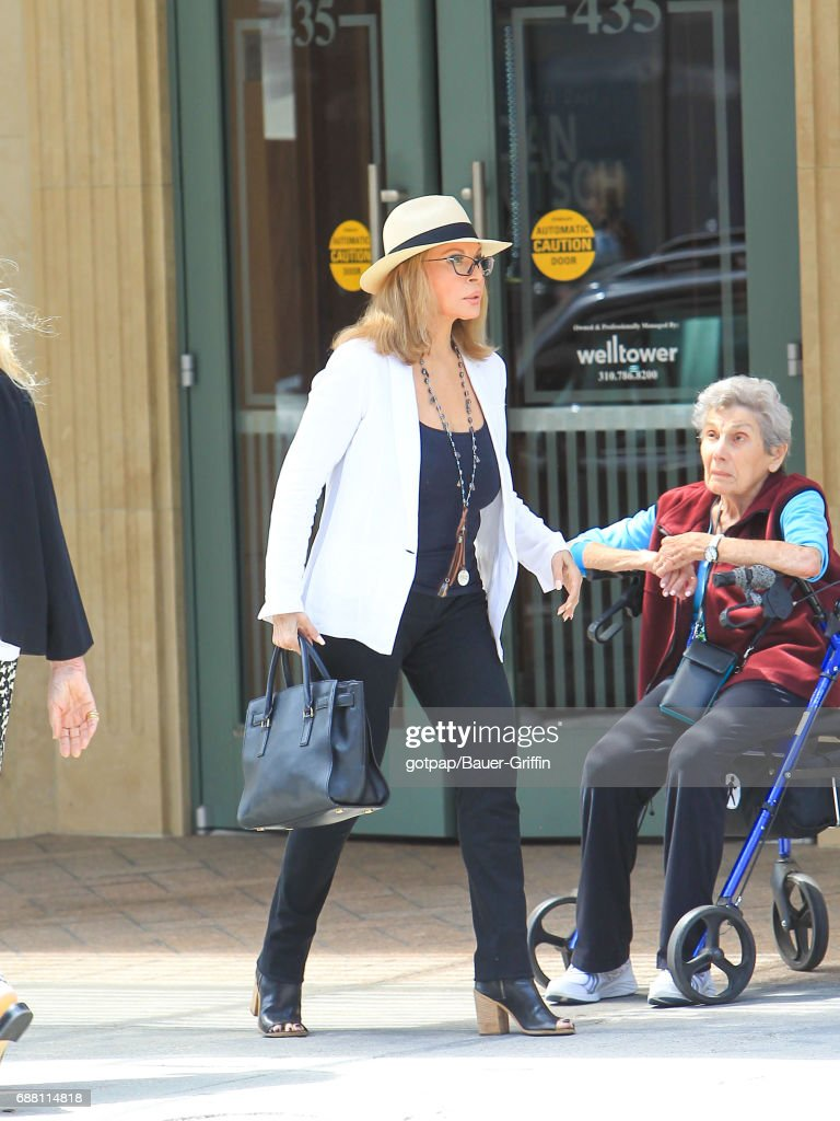 Celebrity Sightings In Los Angeles - May 24, 2017 : News Photo