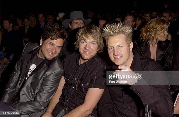 Rascal Flatts during 39th Annual Academy of Country Music Awards Backstage and Audience at Mandalay Bay Resort and Casino in Las Vegas Nevada United...