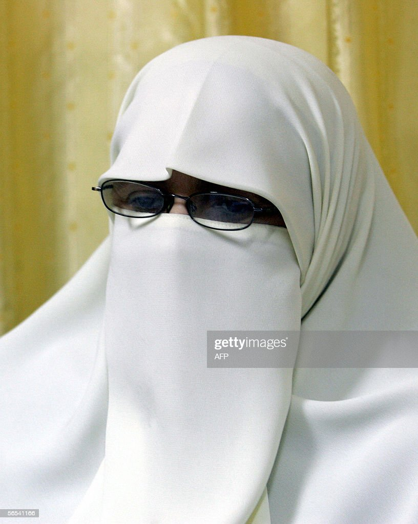 Rasha al- Rantissi, widow of late Hamas : News Photo