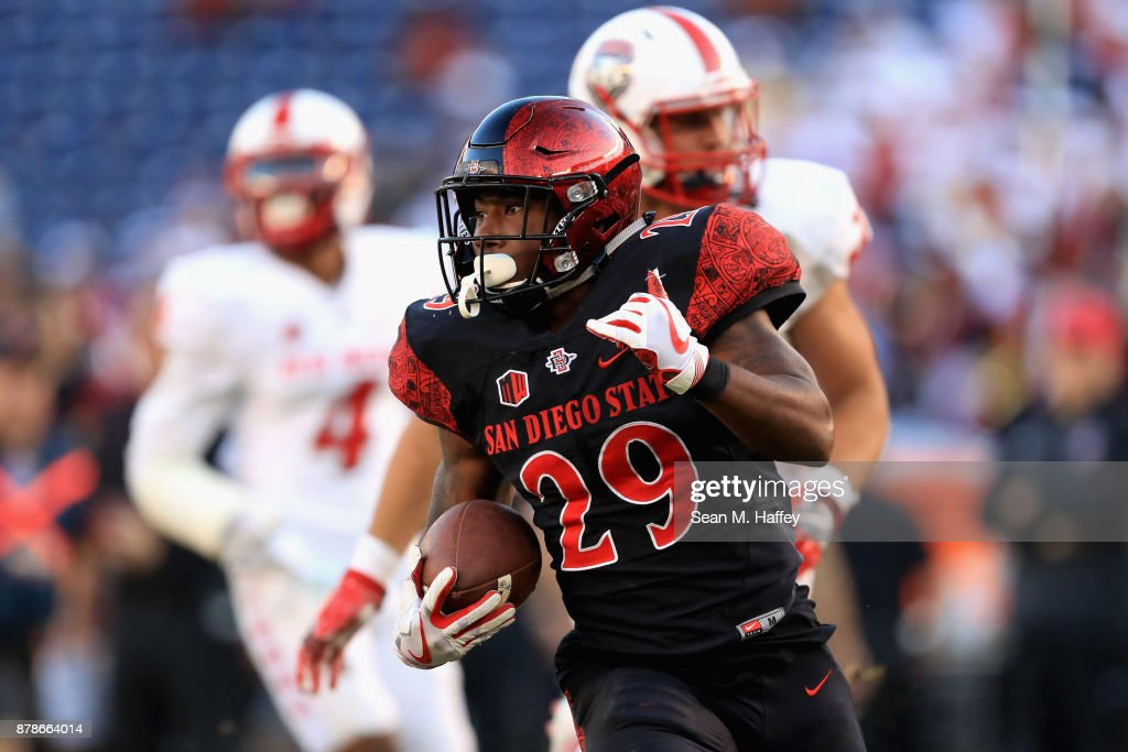 New Mexico v San Diego State : News Photo