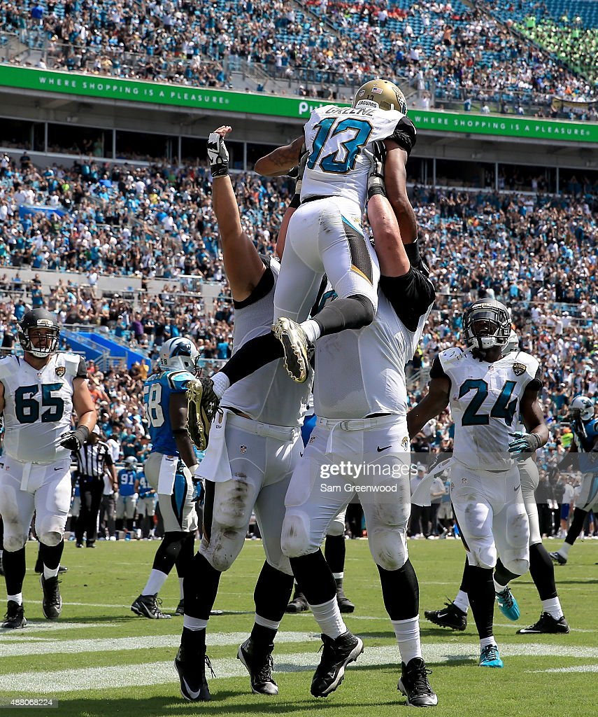 Carolina Panthers v Jacksonville Jaguars : News Photo