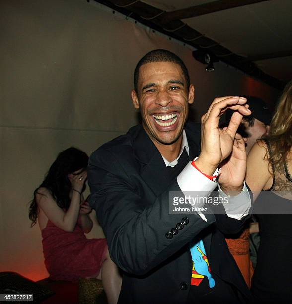 Rashad Haughton during Bunny Chow 1st Anniversary at Cain in New York City April 12 2006 at Cain in New York City New York United States