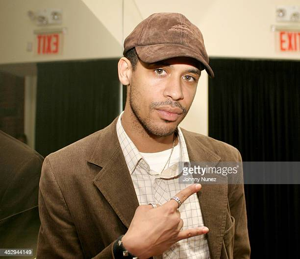 Rashad Haughton during Kanye West's Performance at the Canal Room at The Canal Room in New York City New York United States