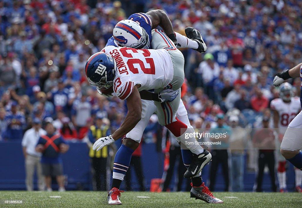New York Giants v Buffalo Bills : News Photo