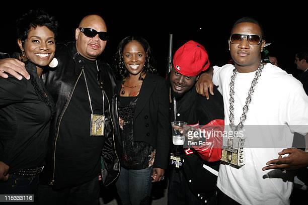 Rashan Ali Fat Joe Catherine Brewton BMI TPain and Yung Joc