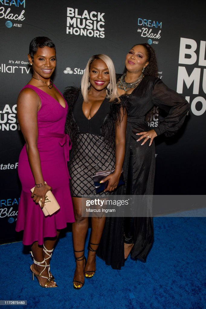 2019 Black Music Honors - Arrivals : News Photo