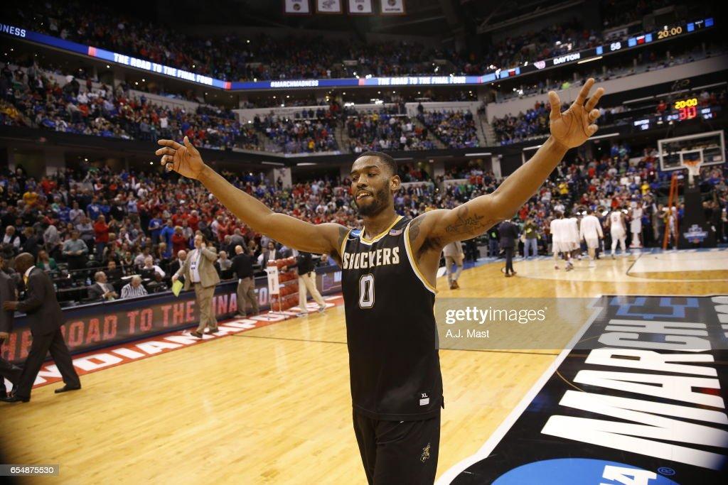 NCAA Basketball Tournament - First Round - Indianapolis : News Photo
