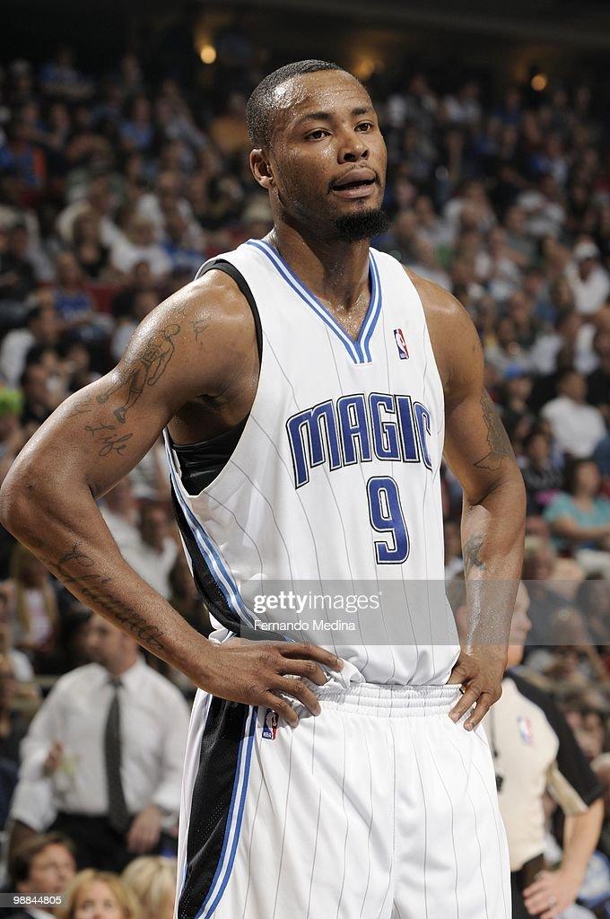 Charlotte Bobcats v Orlando Magic, Game 2