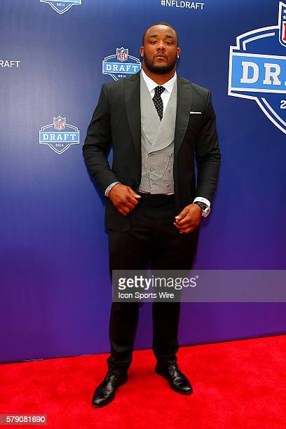Ra'Shede Hageman on the Red Carpet at the 2014 NFL Draft The 2104 NFL Draft was held at Radio City Music Hall in New York City
