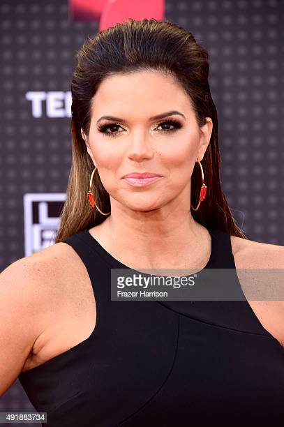 Rashel Diaz attends Telemundo's Latin American Music Awards at the Dolby Theatre on October 8 2015 in Hollywood California