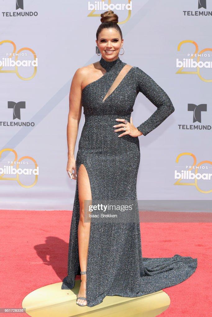 2018 Billboard Latin Music Awards - Arrivals : News Photo
