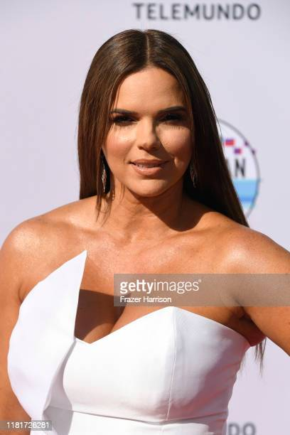 Rashel Diaz attends the 2019 Latin American Music Awards at Dolby Theatre on October 17 2019 in Hollywood California