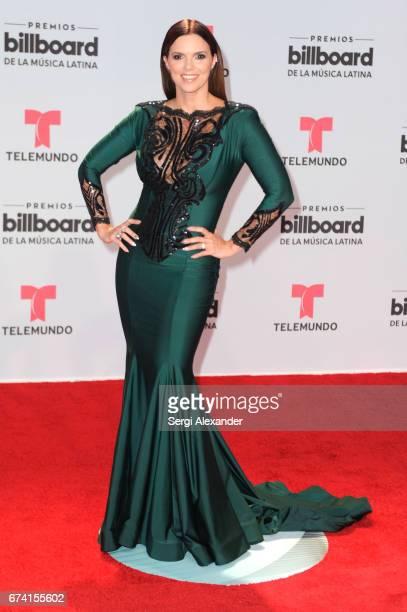 Rashel Diaz attends the Billboard Latin Music Awards at Watsco Center on April 27 2017 in Coral Gables Florida
