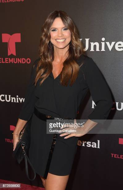 Rashel Diaz attends the NBCUniversal International Offsite Event at LIV Fontainebleau on November 9 2017 in Miami Beach Florida