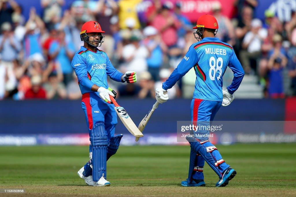 Afghanistan v Australia - ICC Cricket World Cup 2019 : News Photo
