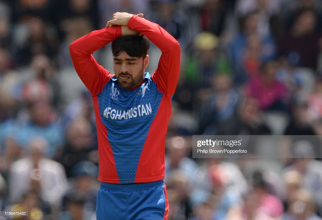 England v Afghanistan - ICC Cricket World Cup 2019 : News Photo