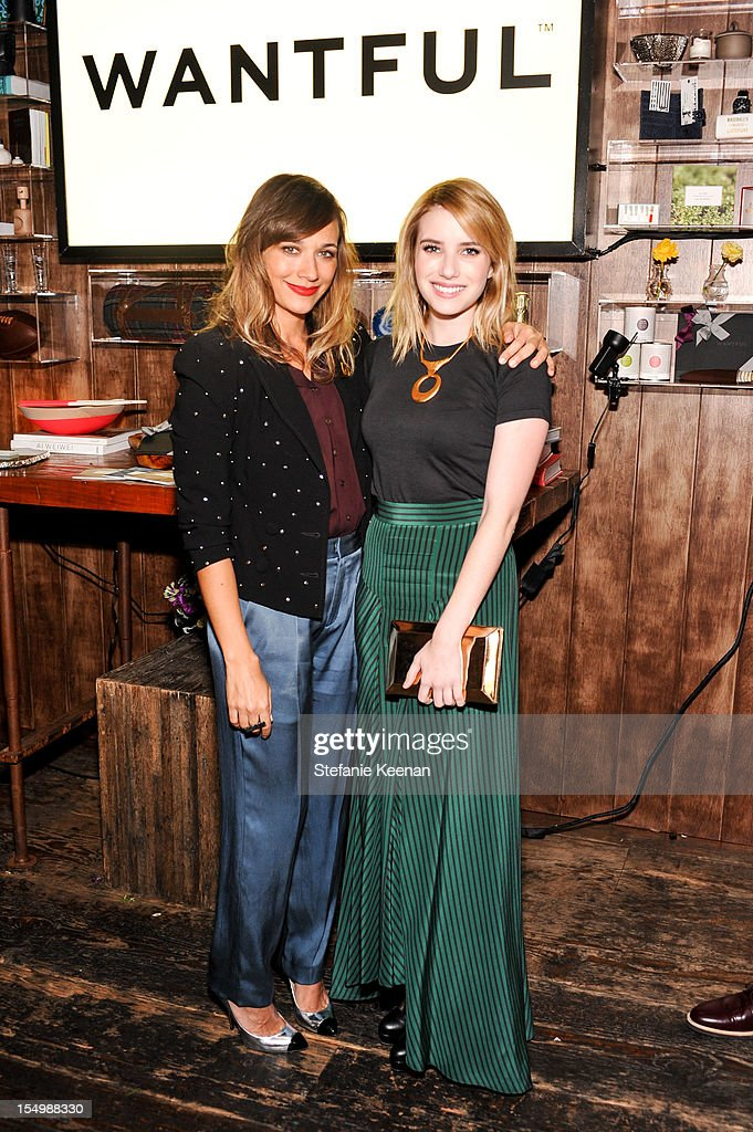 Wantful: Art of Giving Los Angeles : News Photo